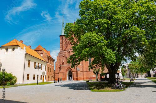 frombork kościół katedra muzeum wieża