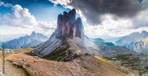 Tre Cime, Dolomity, Włochy