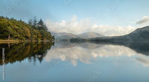 Photographie Derwent water lake