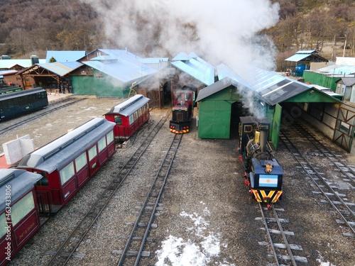 Fotografia La última estación de tren del mundo