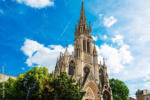 Fotografie, Obraz Nancy Cathedral is a Roman Catholic church