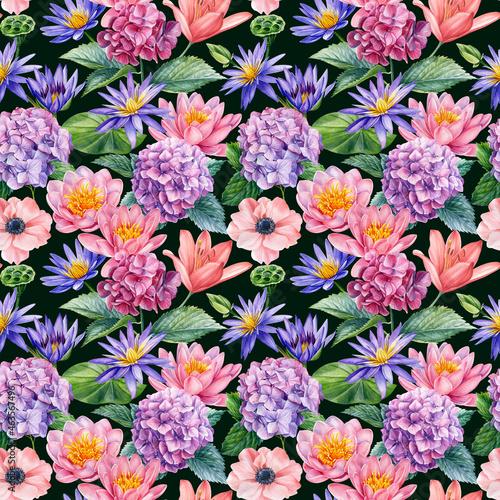 Fotografering Botanical pattern