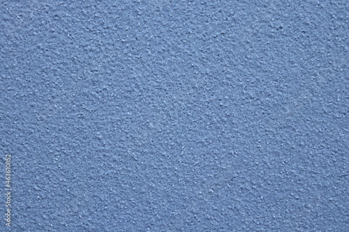 Blue gray painted rough surface cement background. Fototapeta