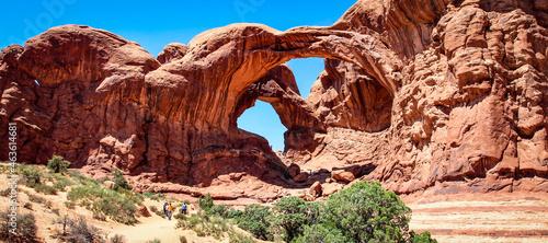 Fotografiet Arches National Park - Double Arch (Utah - USA)