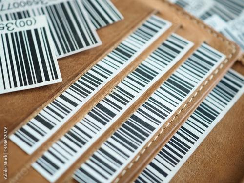 Kody kreskowe cen towarów w sklepach