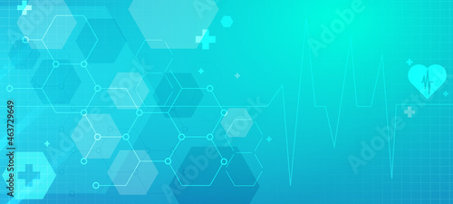 Canvastavla FILE #:  205772907  Preview Crop  Find Similar Medical background or science vector design