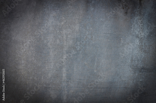 Fotografia Sheet metal, stainless steel or old aluminum background.