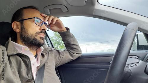 Fotografia Viaggiare per il mondo in automobile