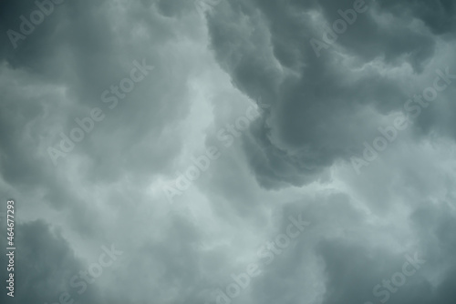 Fotografie, Tablou Before heavy rain storm
